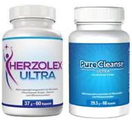 Herzolex Ultra und Pure Cleanse Ultra