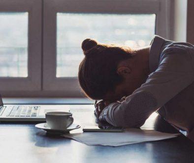 Sind Sie ständig müde? Hier ist der Grund, warum